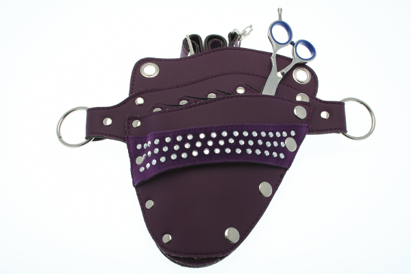 TOP HD029-D Purple Pouch