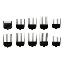 8 CLIPPER COMB ATTACHMENTS